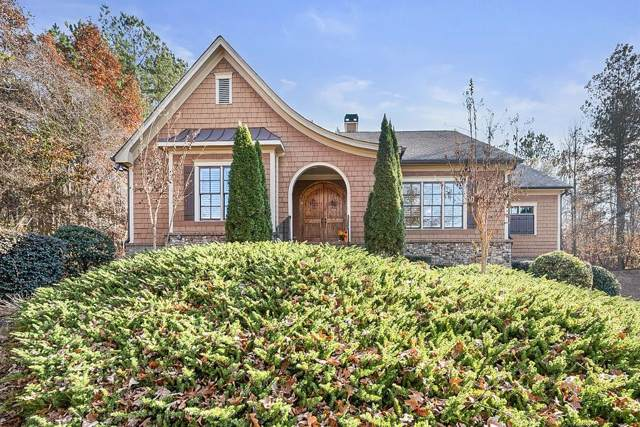 203 Carney Court, Ball Ground, GA 30107 (MLS #6646496) :: North Atlanta Home Team