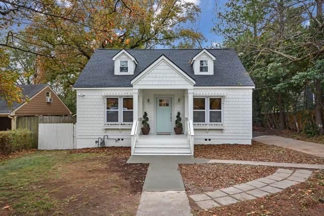 1887 Flat Shoals Road SE, Atlanta, GA 30316 (MLS #6646604) :: The Justin Landis Group