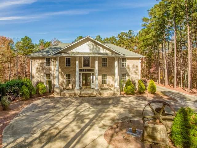 539 Broad Street, Tallapoosa, GA 30176 (MLS #6646791) :: The Zac Team @ RE/MAX Metro Atlanta