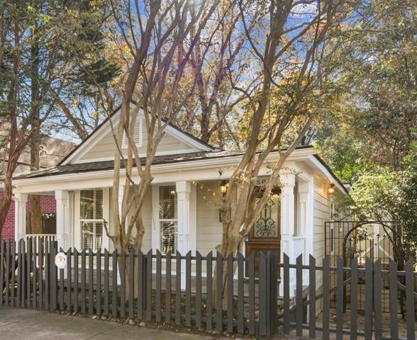 609 Mcdonald Street SE, Atlanta, GA 30312 (MLS #6646889) :: Charlie Ballard Real Estate