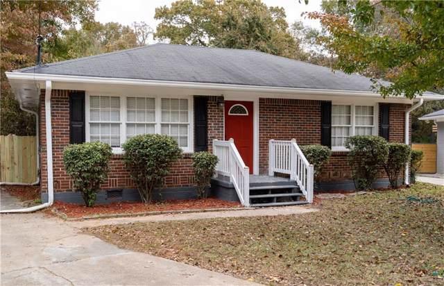 146 Woodbine Circle SE, Atlanta, GA 30317 (MLS #6647102) :: Team RRP | Keller Knapp, Inc.