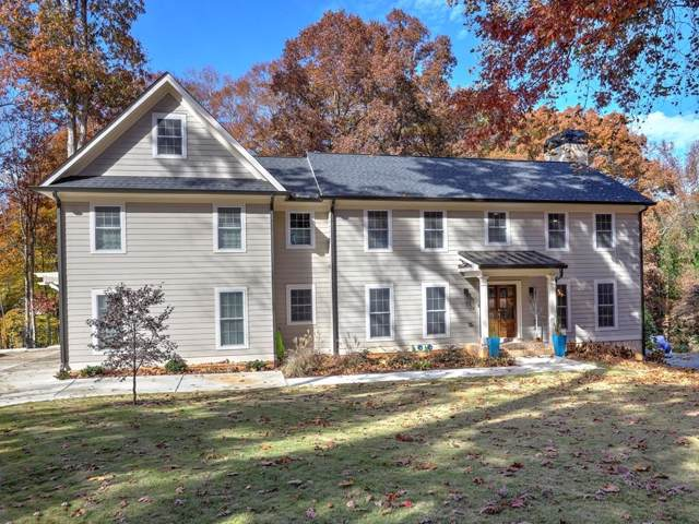 900 High Green Court, Marietta, GA 30068 (MLS #6647182) :: The Heyl Group at Keller Williams