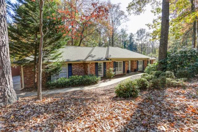 7105 Duncourtney Drive, Atlanta, GA 30328 (MLS #6647191) :: Kennesaw Life Real Estate