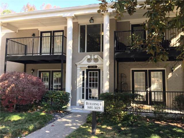 3615 Essex Avenue #59, Atlanta, GA 30339 (MLS #6647205) :: RE/MAX Prestige