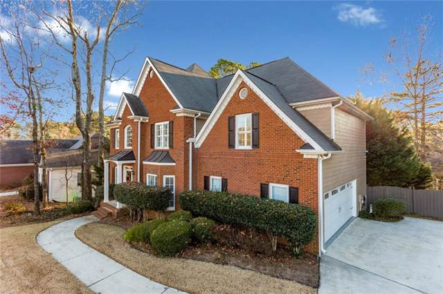 1060 Mount Mckinley Drive, Grayson, GA 30017 (MLS #6647536) :: North Atlanta Home Team