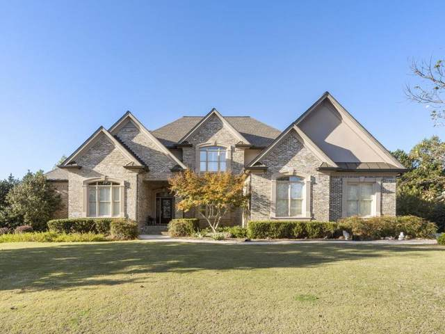 1852 Joshua Drive, Lawrenceville, GA 30045 (MLS #6647559) :: MyKB Partners, A Real Estate Knowledge Base
