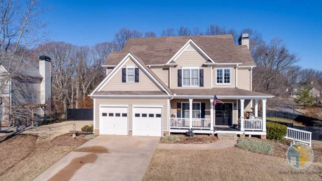 8610 Woodland View Drive, Gainesville, GA 30506 (MLS #6647775) :: MyKB Partners, A Real Estate Knowledge Base