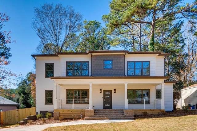 1339 Fenway Circle, Decatur, GA 30030 (MLS #6648127) :: The Zac Team @ RE/MAX Metro Atlanta