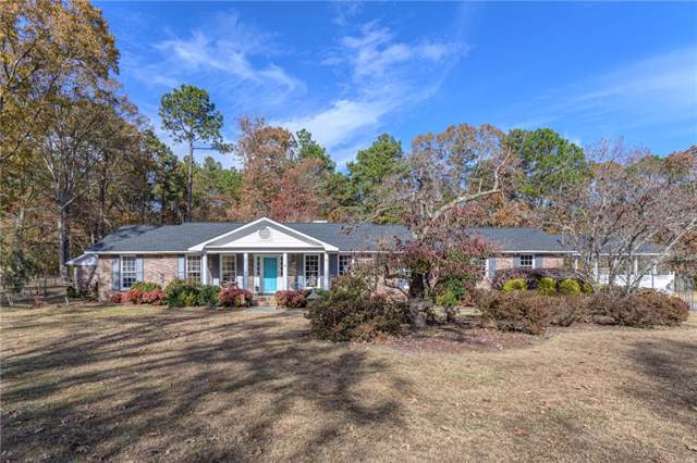 187 Mccowan Circle, Rockmart, GA 30153 (MLS #6648511) :: The Heyl Group at Keller Williams