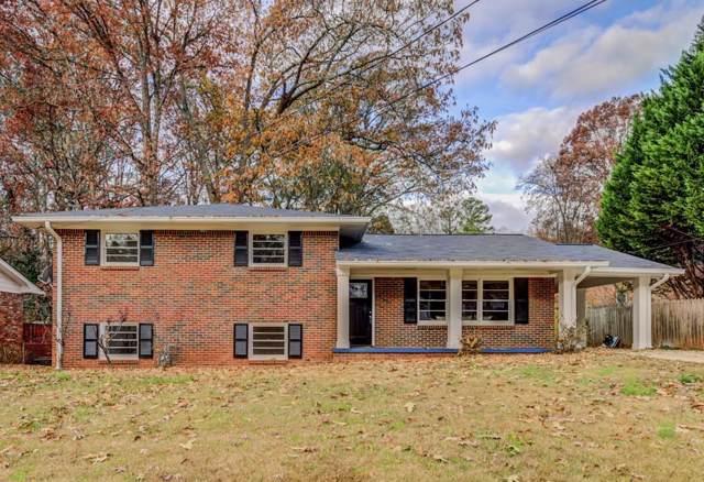 2415 Lafortune Drive, Decatur, GA 30032 (MLS #6648576) :: Charlie Ballard Real Estate
