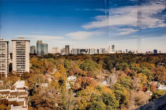 2479 Peachtree Road NE #1807, Atlanta, GA 30305 (MLS #6648863) :: North Atlanta Home Team