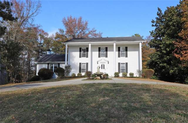 2323 Forest Green Drive, Marietta, GA 30062 (MLS #6648885) :: North Atlanta Home Team