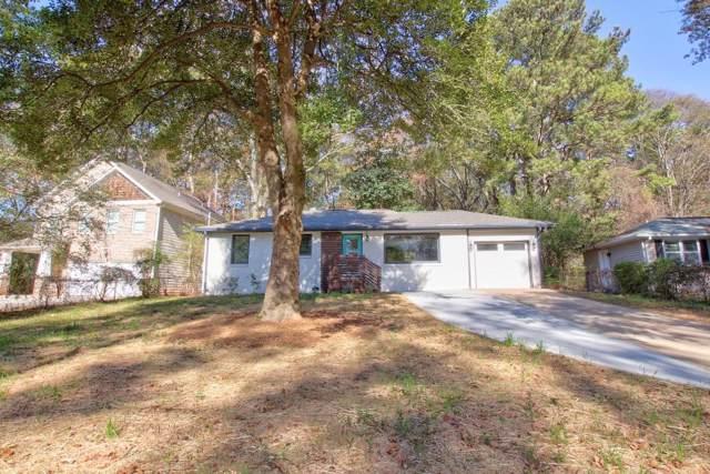 2560 Brentwood Road, Decatur, GA 30032 (MLS #6649061) :: Charlie Ballard Real Estate