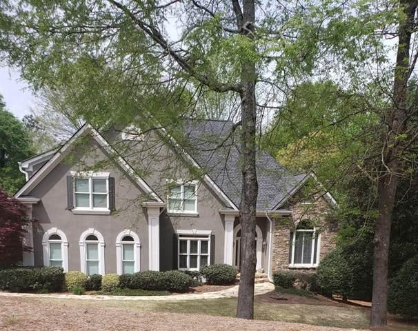 861 Cramac Drive, Lawrenceville, GA 30046 (MLS #6649071) :: North Atlanta Home Team