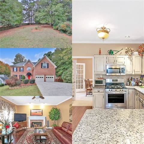 10950 S Kimball Bridge Crossing, Alpharetta, GA 30022 (MLS #6649157) :: North Atlanta Home Team