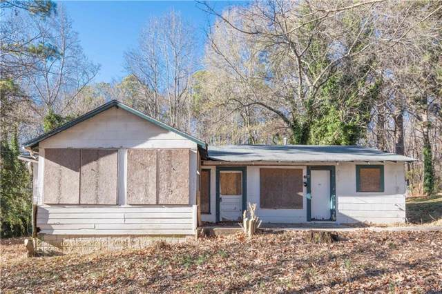 2595 Butner Road SW, Atlanta, GA 30331 (MLS #6649208) :: The Realty Queen Team