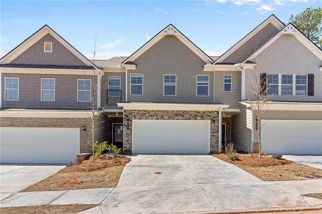 2951 Township Glen Lane #3, Norcross, GA 30071 (MLS #6649307) :: BHGRE Metro Brokers
