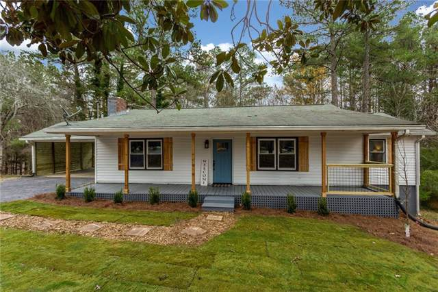 1824 Scott Road, Canton, GA 30115 (MLS #6649426) :: North Atlanta Home Team