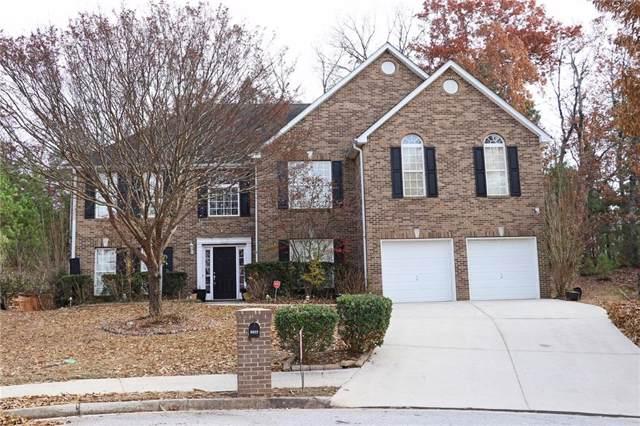 6023 Springfair Run, Lithonia, GA 30038 (MLS #6649429) :: North Atlanta Home Team