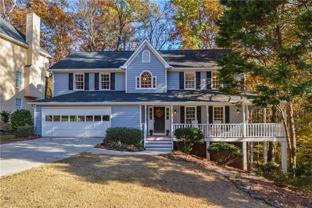 1251 Providence Drive, Lawrenceville, GA 30044 (MLS #6649455) :: Dillard and Company Realty Group
