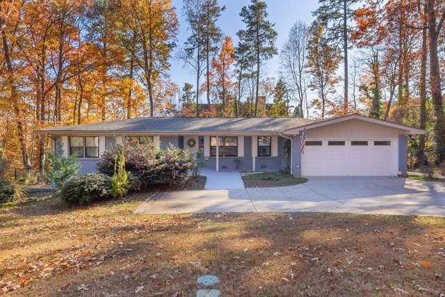 1291 Valley View Road, Dunwoody, GA 30338 (MLS #6649753) :: North Atlanta Home Team