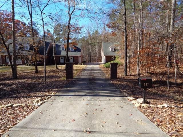 487 Green Ridge Road SE, Cartersville, GA 30120 (MLS #6649861) :: Path & Post Real Estate