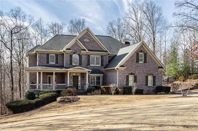 133 Northampton Drive, Canton, GA 30115 (MLS #6650043) :: North Atlanta Home Team