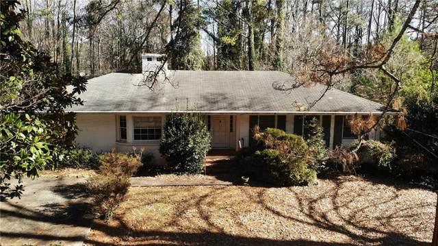 3252 Rockingham Drive, Atlanta, GA 30327 (MLS #6650277) :: MyKB Partners, A Real Estate Knowledge Base