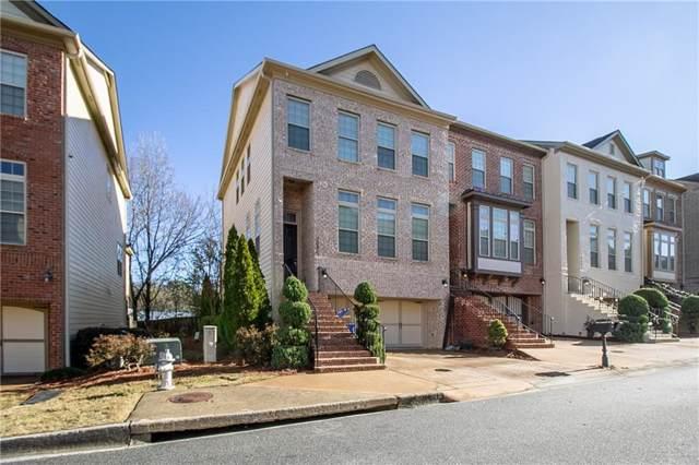 2095 NW Silas Way, Atlanta, GA 30318 (MLS #6650316) :: North Atlanta Home Team