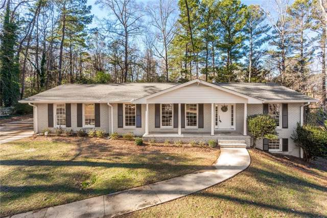 3434 Palace Court, Tucker, GA 30084 (MLS #6650413) :: RE/MAX Paramount Properties