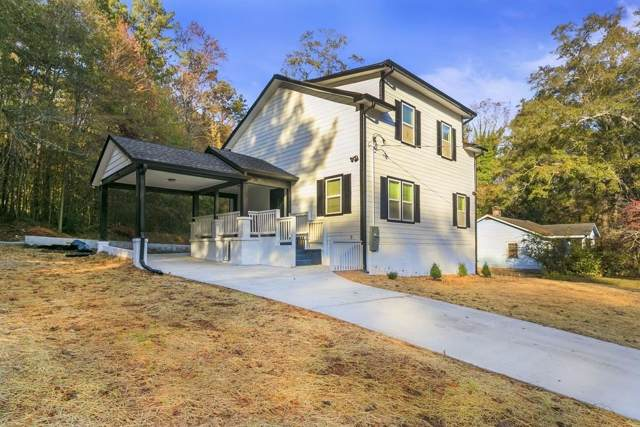 4925 Cascade Road SW, Atlanta, GA 30331 (MLS #6650579) :: The Cowan Connection Team