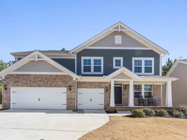 233 Floating Leaf Way, Dallas, GA 30132 (MLS #6650659) :: RE/MAX Paramount Properties