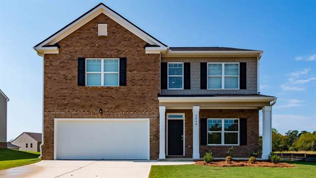 922 Nandina Lane, Loganville, GA 30052 (MLS #6650681) :: North Atlanta Home Team