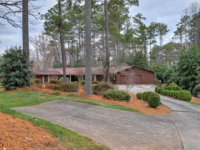 55 Woodlawn Drive, Marietta, GA 30067 (MLS #6651367) :: North Atlanta Home Team