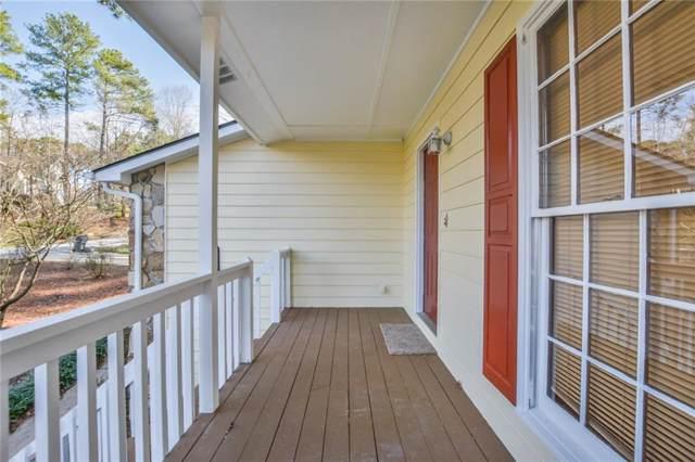 2060 Oak Village Lane, Lawrenceville, GA 30043 (MLS #6651462) :: North Atlanta Home Team