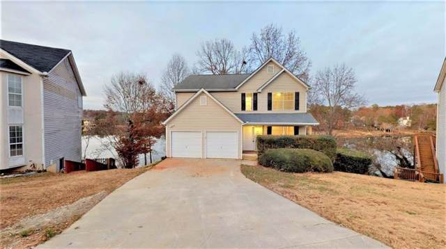 678 Shore View, Lithonia, GA 30058 (MLS #6651499) :: The Zac Team @ RE/MAX Metro Atlanta