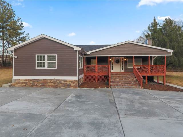 55 Pinebridge Drive, Dawsonville, GA 30534 (MLS #6651667) :: The North Georgia Group