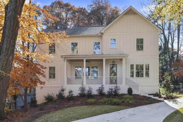 3311 W Roxboro Road NE, Atlanta, GA 30324 (MLS #6651685) :: The Zac Team @ RE/MAX Metro Atlanta