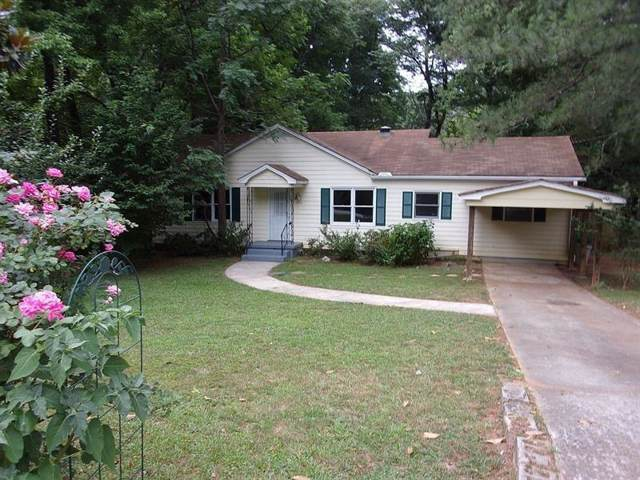 3414 Beech Drive, Decatur, GA 30032 (MLS #6651846) :: Rock River Realty