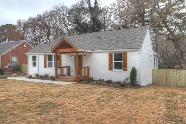1931 Don Juan Lane, Decatur, GA 30032 (MLS #6651895) :: Charlie Ballard Real Estate