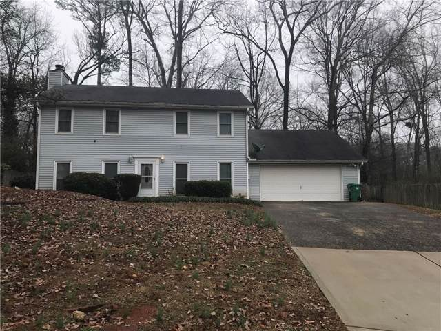 1049 Nimblewood Way, Stone Mountain, GA 30088 (MLS #6651923) :: The Heyl Group at Keller Williams