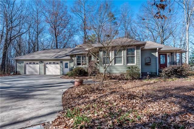35 Blueberry Road, Jasper, GA 30143 (MLS #6652045) :: The North Georgia Group