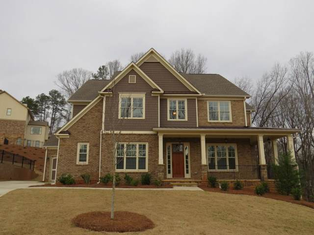 5264 Brookhollow Drive, Douglasville, GA 30135 (MLS #6652138) :: MyKB Partners, A Real Estate Knowledge Base