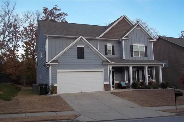3923 Overlook Ridge Lane, Gainesville, GA 30507 (MLS #6652186) :: North Atlanta Home Team