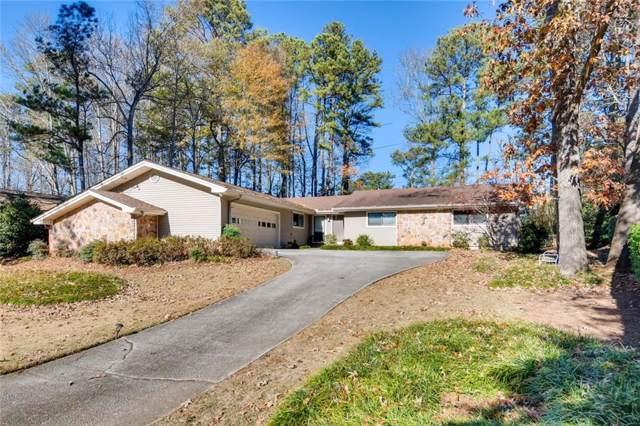 3493 Stratfield Drive, Brookhaven, GA 30319 (MLS #6652258) :: North Atlanta Home Team
