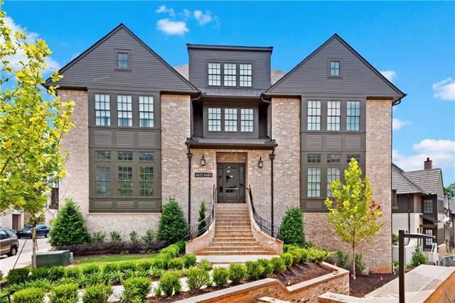 6674 Cadence Boulevard #72, Atlanta, GA 30328 (MLS #6652288) :: North Atlanta Home Team