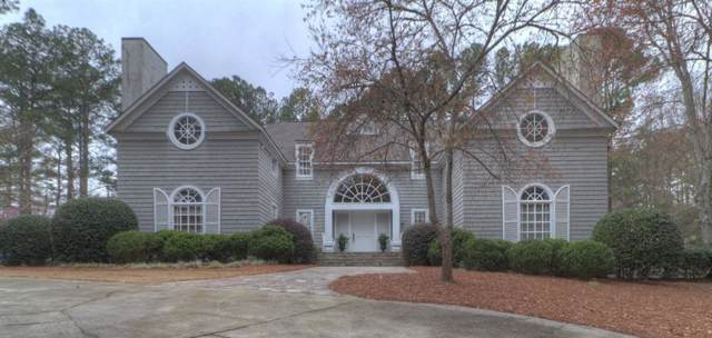16 Stillwater Trace, Griffin, GA 30223 (MLS #6652305) :: Community & Council