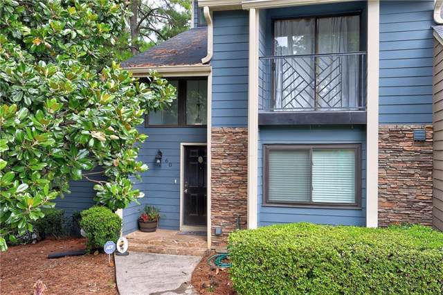 60 Goldrush Circle, Sandy Springs, GA 30328 (MLS #6652307) :: North Atlanta Home Team