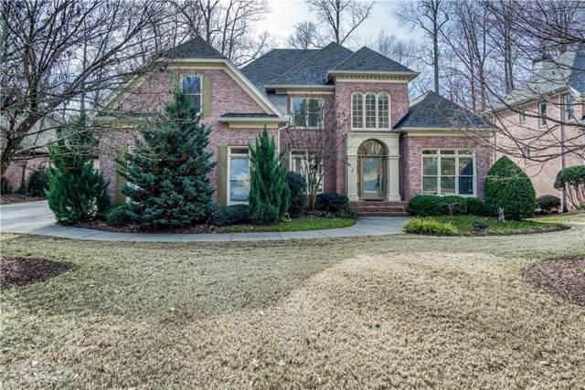 545 W Magnolia Circle, Johns Creek, GA 30005 (MLS #6652321) :: RE/MAX Paramount Properties