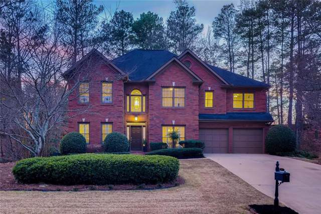 1010 Knoll Terrace, Roswell, GA 30075 (MLS #6652406) :: The North Georgia Group